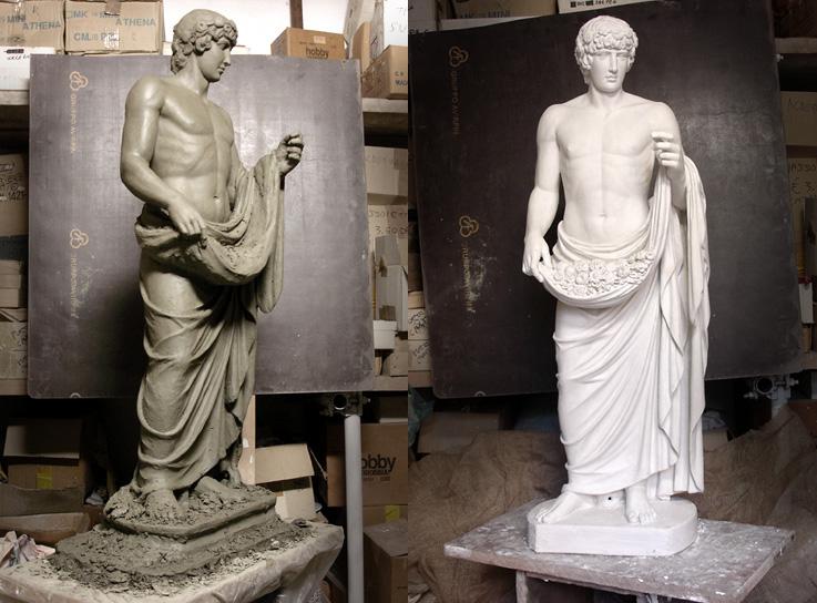 scultura-classica-artigiano-pietrasanta
